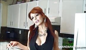 Sexo rapido con mami roja