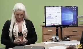 Sexo durante una entrevista de trabajo