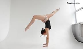 Un cuerpo flexible de un modelo genial
